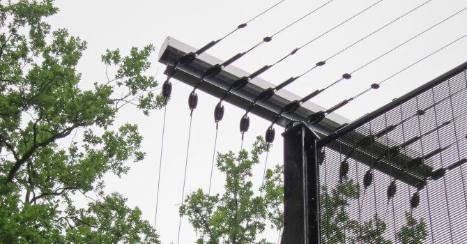 ecotax beveiliging hekwerken