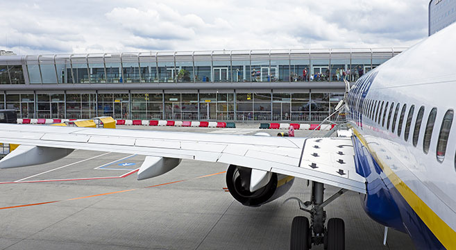 airport beveiliging
